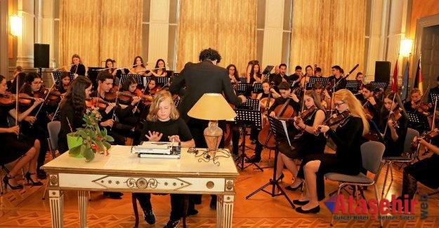 Ataşehir ve Monheim gençlerinden Muhteşem Konser