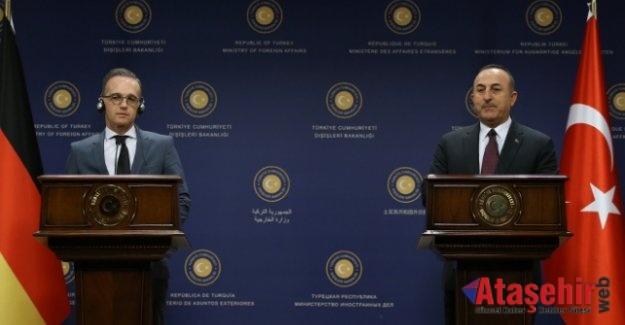 Bakan Çavuşoğlu: BM verilerine göre 30 bin kişi geri dönmeye başladı