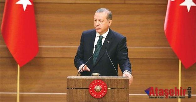 Erdoğan: vakti gelince kapılar açılır