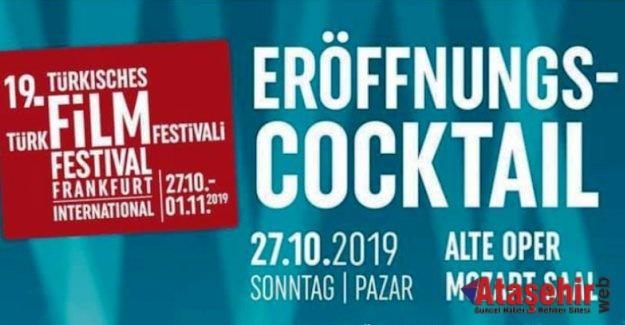 Frankfurt Türk Filmleri Festivali Başlıyor!