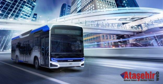 Otokar'dan Elektrikli KENT Otobüs
