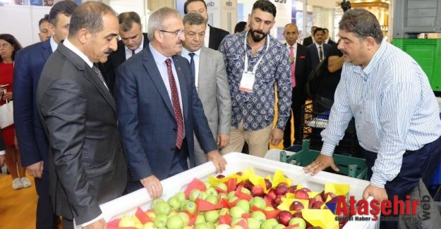 Yaş Meyve Sebze sektöründe büyük buluşma
