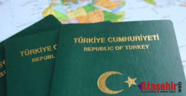 Egeli 509 ihracatçının başına yeşil pasaport kondu