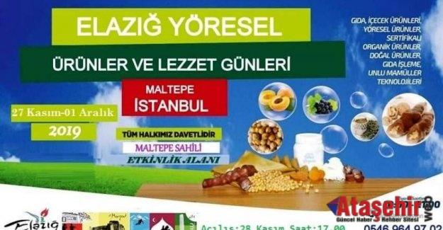 Elazığ Lezzetleri, İstanbullularla buluşmaya hazırlanıyor