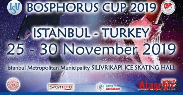 İBB, BOSPHORUS CUP'A EV SAHİPLİĞİ YAPACAK