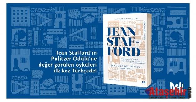 Jean Stafford'ın Pulitzer Ödülü'ne değer görülen öyküleri ilk kez Türkçe'de!