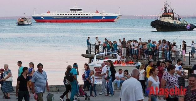 Kırım ile Türkiye arasında feribot seferleri yeniden başlıyor