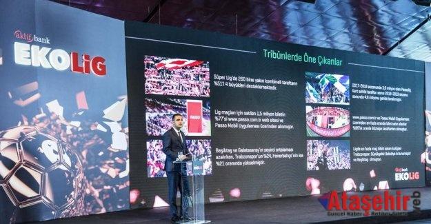 Süper Lig'in gelirleri 4,2 milyar TL'ye ulaştı