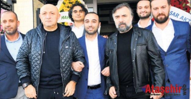 Ünlülerin kahve içme mekanı Kuruçeşme Kahvesi, Ataköy'de açıldı
