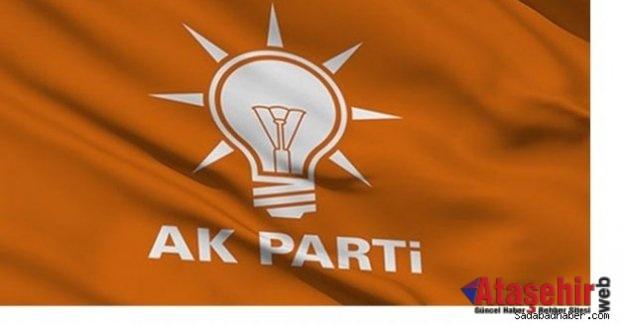 AK Parti İstanbul'da dev görevden alma