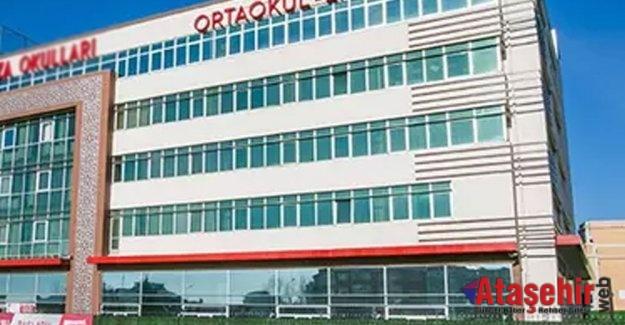 Ataşehir'de Bir özel okul daha battı!