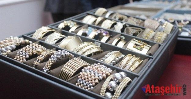 Ataşehir'de Mücevher Festivali Başladı