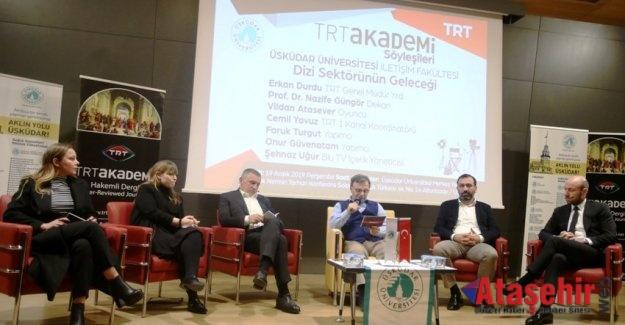 Dizi sektörünün uzmanları sektörün geleceğini tartıştı