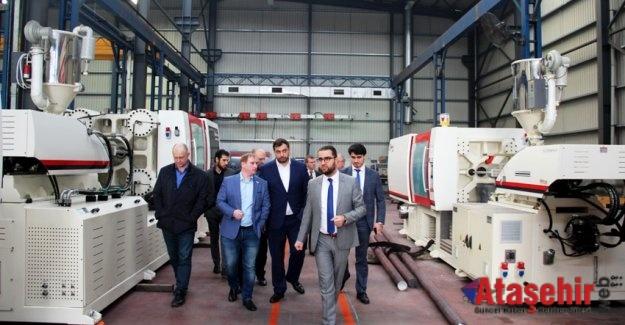 Türk makineciye Rusya'da üretim daveti