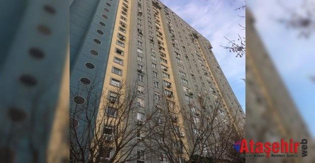 Ataşehir'de 2 yaşındaki bebek 20. kattan düşerek hayatını kaybetti