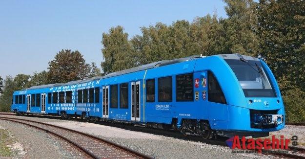 Hidrojenle çalışan ilk treni seferlerine başlayacak