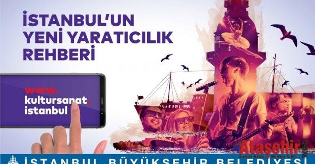 İSTANBUL'UN KÜLTÜR SANAT GÜNDEMİ TEK ADRESTE BİRLEŞTİ