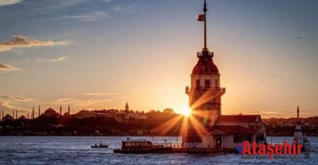 İSTANBUL'DA YARIN YAĞIŞ SONRASINDA GÜNEŞ VAR