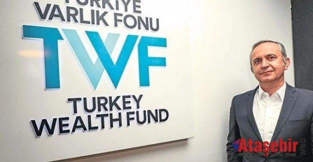 Varlık Fonu İstanbul Finans Merkezi'ne odaklandı
