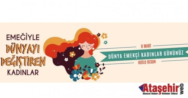 Ataşehir'de 8 Mart kadınlar Günü Etkinlikleri