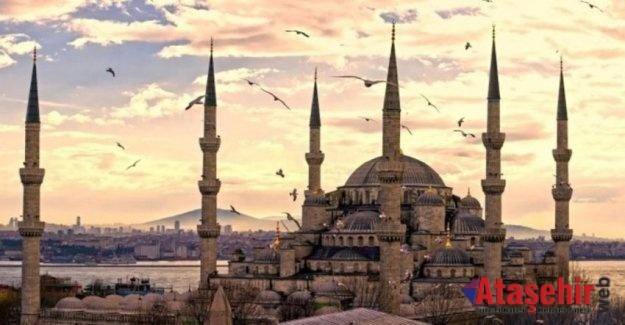 Camiler Cuma günü ve Kandil gecesi kapalı olacak
