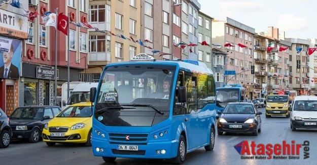 İstanbul'da 65 yaş üstü vatandaşlar minibüse de binemeyecek