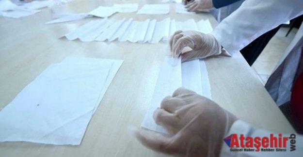 İstanbul'da meslek liselerinin maske üretimi günlük 10 bine ulaştı