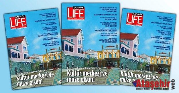 Kadıköy'ün tarihi istasyonları kent müzesi, kültür merkezi olsun
