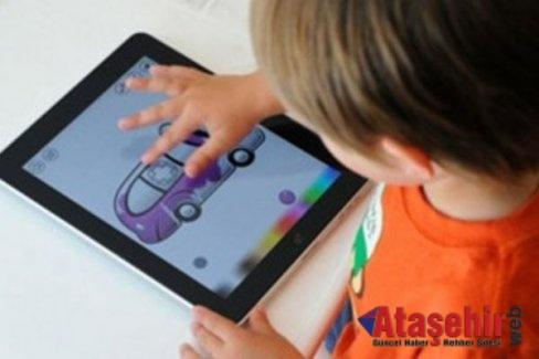 """""""Tablet ve Telefonlar Çocukların Algılarını Sınırlıyor"""""""