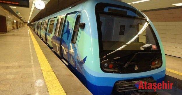 Valilik İstanbul'da metro seferlerini durdurdu