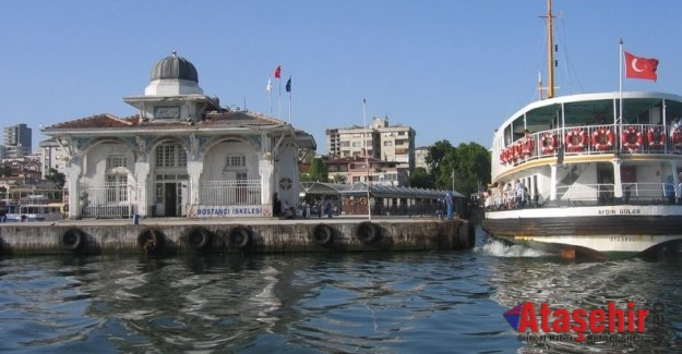 İstanbul'da Adalar için kısıtlama başladı