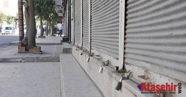 İSTANBUL'DA 20 BİN 227 İŞYERİ KAPANDI