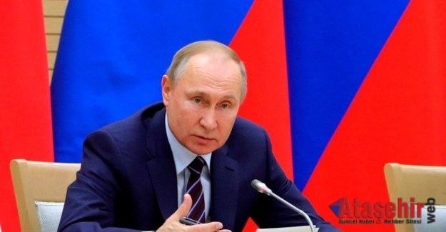 Rusya'da 1-11 Mayıs arası kesintisiz tatil ilan edildi
