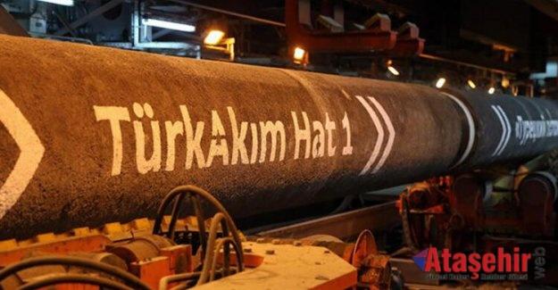 TürkAkım, Gazprom'u 46 milyar rublelik zarardan kurtardı