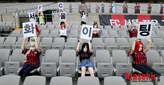 Güney Koreli futbol kulübüne tarihi ceza