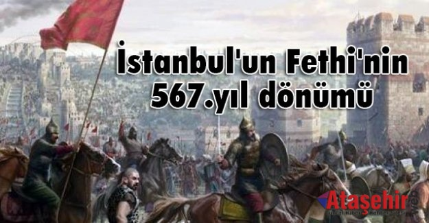 İSTANBUL'DA FETİH COŞKUSU