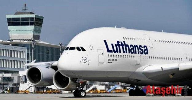 Lufthansa hisselerinin yüzde 25.1'i Alman devletinin olacak