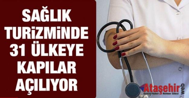 Sağlık Bakanlığı açıkladı: 31 ülkeden hasta kabul edilecek