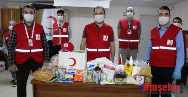 Türk Kızılay Ataşehir Şubesi Yapılan etkinlikleri tanıttı
