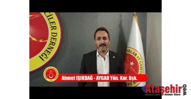AYGAD'ın Kültür ve Sanat Gazeteciliği Eğitimi projesi start alıyor