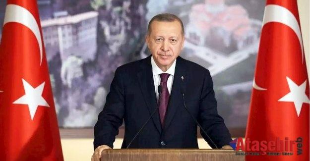 Cumhurbaşkanı Erdoğan'dan Zafer Bayramı'nda Yeni Müjdeler