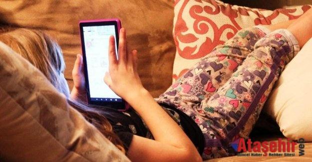 Pandemide çocuklarda ekran süresi yüzde 500 arttı