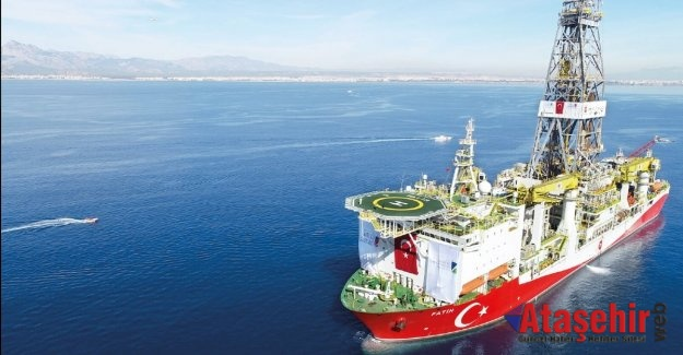 Türkiye Karadeniz'de enerji kaynağı keşfetti