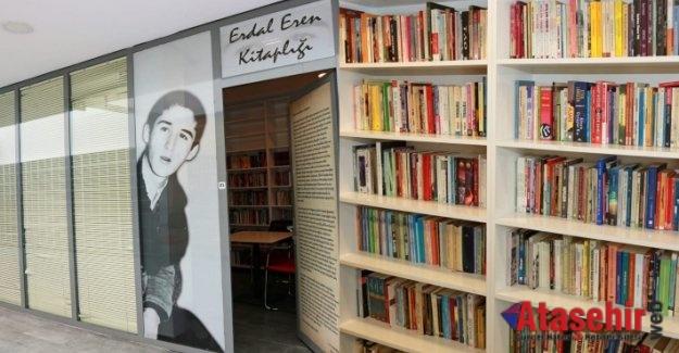 Ataşehir Kent Konseyi  Erdal Eren Kitaplığı 'Darbeler Özel Bölümü' kuruyor