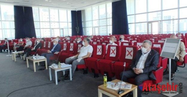 Ataşehir Meclisi Eylül Ayı ikinci oturumu gerçekleşti