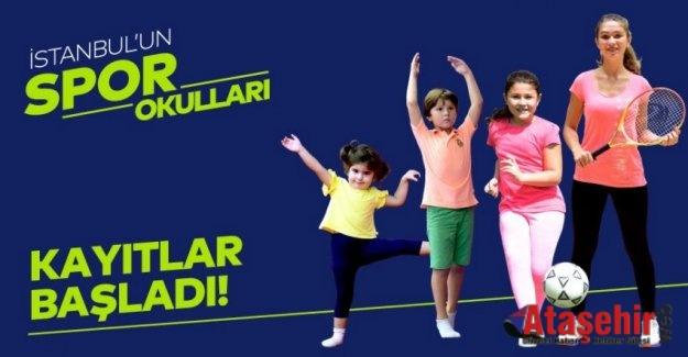 SPOR İSTANBUL'DAN SPOR OKULLARI MÜJDESİ!