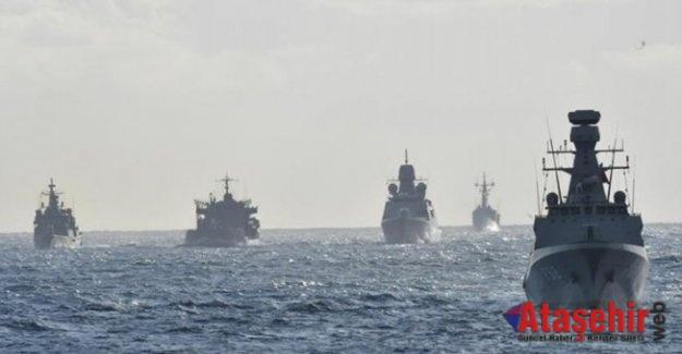 Türkiye ve KKTC Akdeniz'de ortak tatbikat yapacak