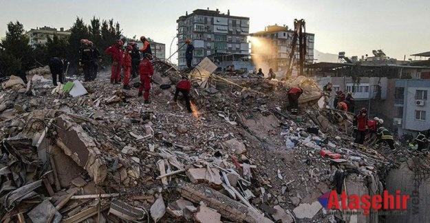 AFAD, İzmir Seferihisar Depremi Duyuru