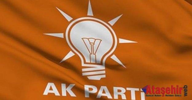 AK Parti İstanbul'da 22 ilçe başkanı görevden alındı