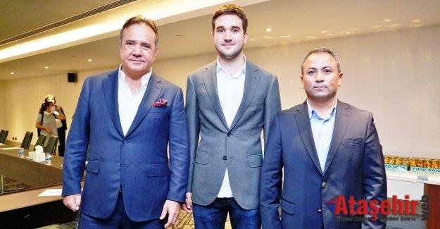İstanbul Gençler Golf Akademisi IGGA'ya Genç Başkan